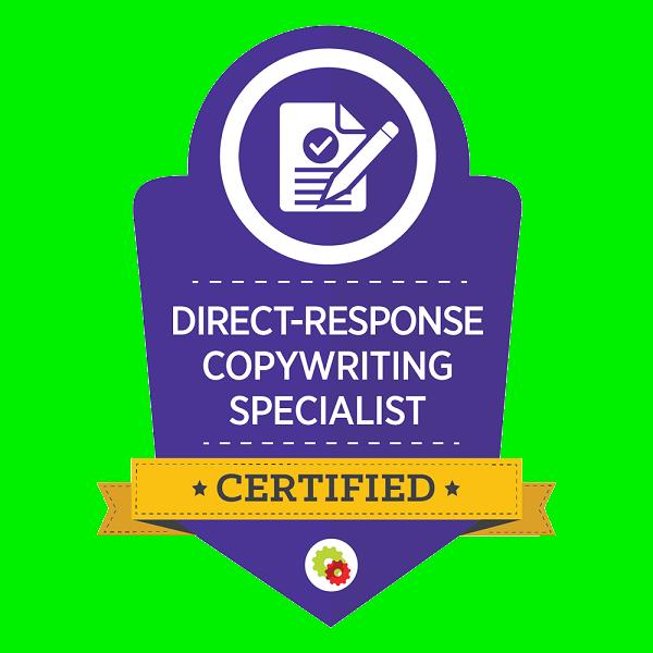 Certified Copywriting Specialist